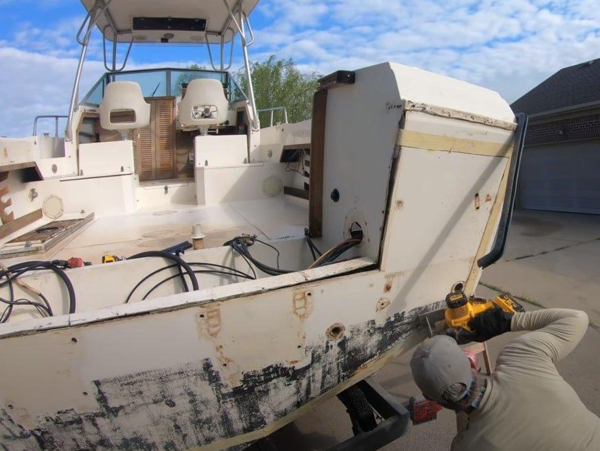 Miami Florida Boat Repair
