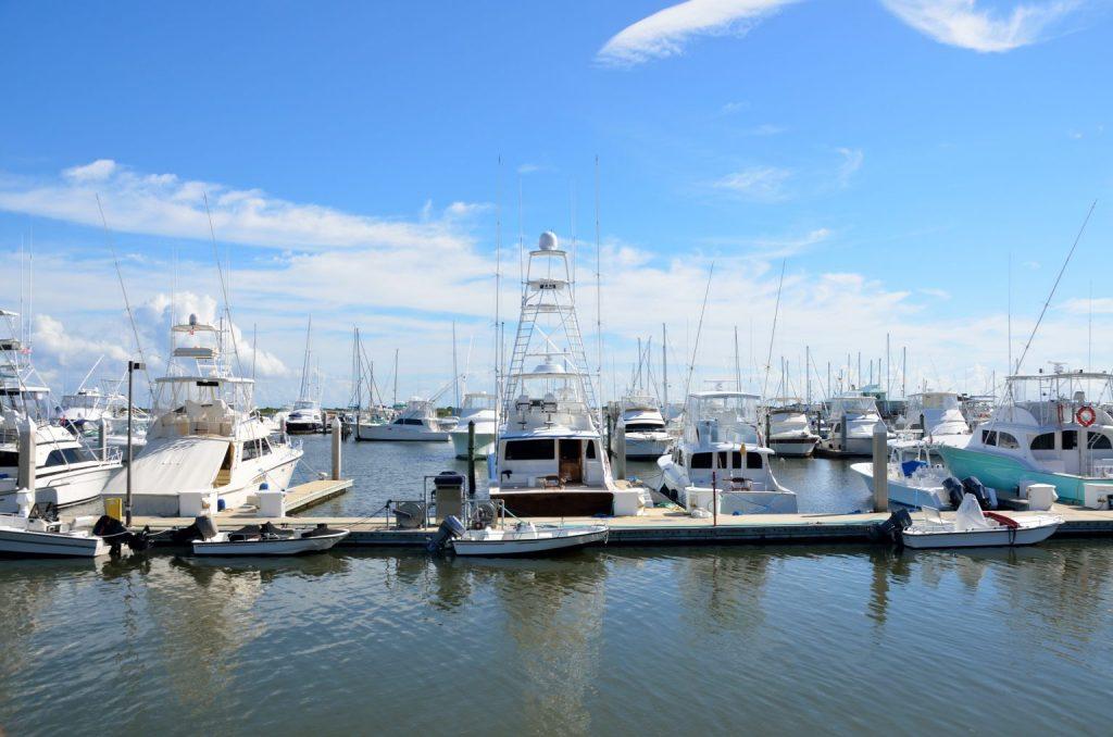 Miami FL Yacht Dockage